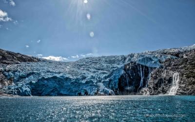 Blackstone Glacier!