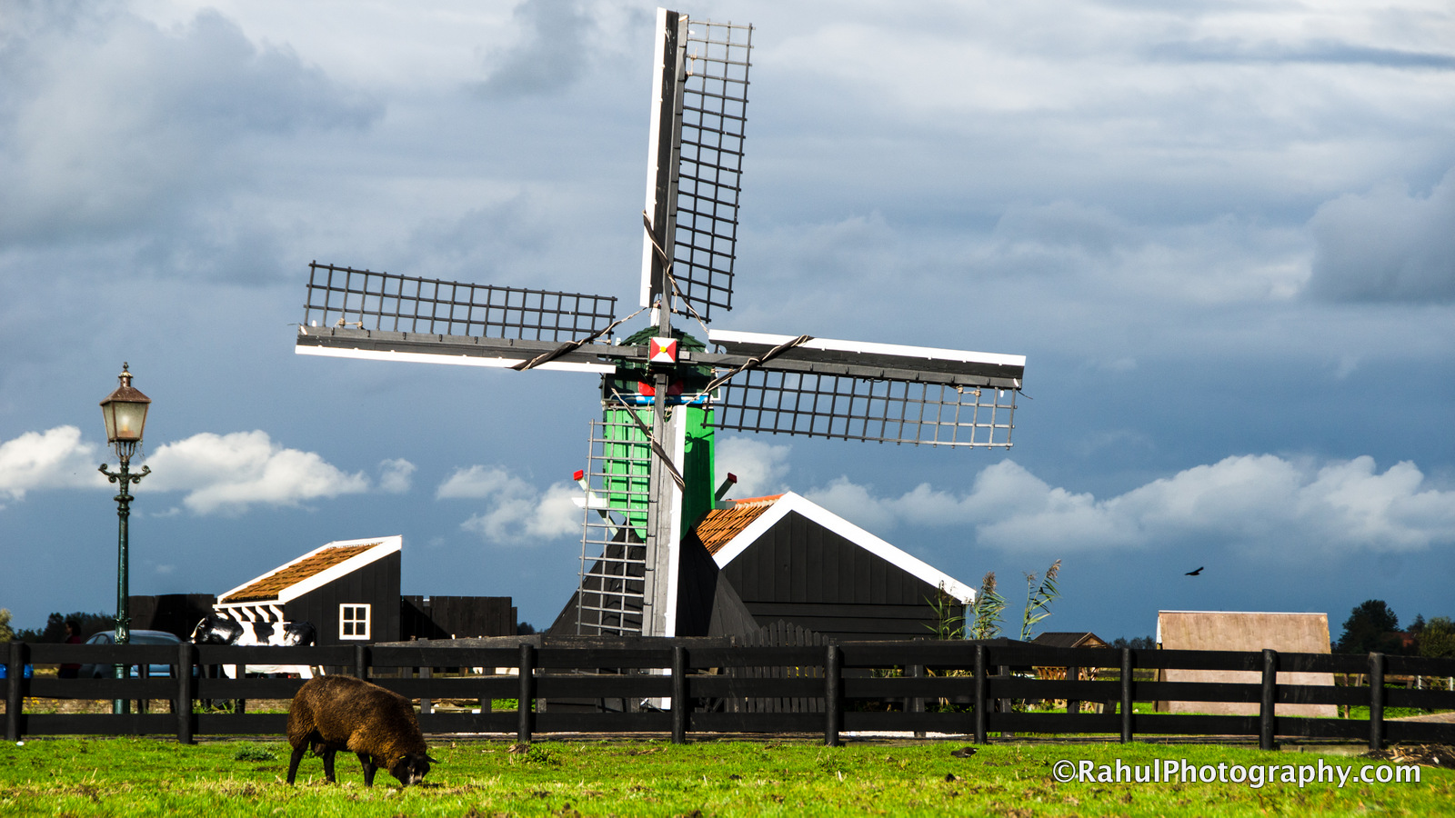 Dutch Winmills