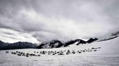 Punch Bowl Glacier
