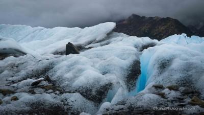 The Glacier Glow