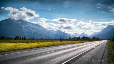 Old Glen highway